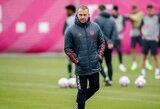 """""""Bayern"""" strategą neramina auklėtinų daromos klaidos"""