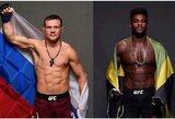 """A.Sterlingas nesupranta, kodėl UFC rusui suteikia titulinę kovą: """"Tai nepagarba visai kategorijai"""""""