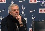 """J.Mourinho nusivylęs: net keturi """"Premier"""" lygos žaidėjai šėlo neleistiname Kalėdų vakarėlyje"""