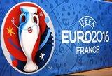 Vienoje vietoje: visos Euro 2016 rinktinių sudėtys