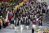 """WADA komiteto rekomendacijos: """"4 metus Rusijos vėliavos nebus didžiuosiuose sporto renginiuose"""""""
