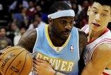 """T.Lawsonas: """"Nuggets"""" gali patekti į superfinalą ir ten įveikti """"Heat"""""""