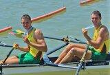 Į pasaulio jaunimo čempionatą išvyksta penki Lietuvos irkluotojai