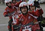 """""""Milda"""" – Centrinės Europos motobolo lygos vicečempionė"""