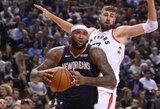 NBA žaidėjus ir internautus šokiravo D.Cousinso sprendimas
