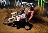 A.Jasikonis po traumos sugrįžo į pasaulio motokroso čempionatą