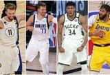 """Top 30: geriausiai algą """"atidirbę"""" kiekvienos NBA komandos krepšininkai"""