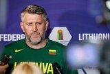 Lietuvos rinktinės žaidėjų tarpusavio rungtynės – tiesiogiai per televiziją