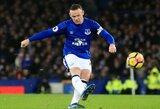 """Debiuto MLS lygoje laukiantis W.Rooney: """"Everton"""" džiaugėsi, kai palikau Liverpulį"""""""