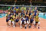 I.Sorokaitės komanda – Čempionų lygos ketvirtfinalyje