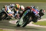 """""""MotoGP"""" sezono starte – J.Lorenzo pergalė"""