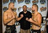 J.Anglickas iškovojo dar vieną pergalę MMA turnyre JAV, P.Žitinevičius Lenkijoje pralaimėjo titulinę kovą