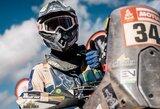 Prastos naujienos A.Gelažninkui: Dakaro teisėjai anuliavo motociklininkų rezultatus nuo 389 km