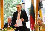 Lietuvos olimpiniams medalininkams įteikti BMW automobilių rakteliai