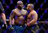 """UFC 230"" algos: D.Cormier ir D.Lewisas uždirbo daugiau nei po pusę milijono"