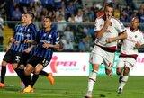 """""""Milan"""" sezoną vainikavo pergale prieš """"Atalanta"""" komandą"""