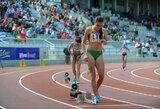 Driokstelėjo: A.Šerkšnienė pagerino Lietuvos rekordą ir įvykdė pasaulio čempionato normatyvą