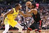 Kur vasarą persikels didžiausios NBA žvaigždės?