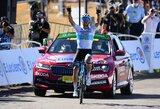"""Nuo visų varžovų pabėgęs kazachas laimėjo šeštąjį """"Tour de France"""" etapą"""