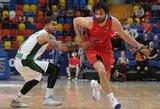 CSKA negalės išsaugoti M.Teodosičiaus, jei šis sulauks NBA pasiūlymo