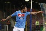 """E.Lavezzi pateko į """"Inter"""" ekipos radarą"""