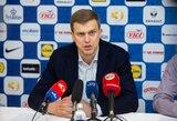 D.Adomaitis paskelbė Lietuvos rinktinės dvyliktuką