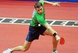 Stalo teniso turnyre Belgijoje lietuviai neįveikė kvalifikacijos barjerų