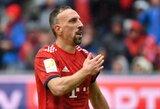 "Oficialu: pasibaigus sezonui F.Ribery paliks ""Bayern"""