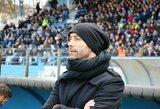 """Oficialu: """"Sassuolo"""" klubas vadžias patikėjo 40-mečiui treneriui"""