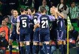 """""""Valladolid"""" iškovojo Ispanijoje ketvirtąją pergalę iš eilės"""