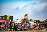 Pasaulio motokroso čempionate – lyderio trauma ir ketvirtą vietą praradęs A.Jasikonis