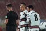 UEFA paaiškino, kodėl pasaulio čempionato atrankos rungtynėse nenaudojama VAR sistema