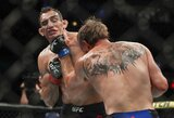 """Po pergalės """"UFC 238"""" turnyre, T.Fergusonas nusitaikė į """"Tiramisu"""" arba """"McNuggets"""""""