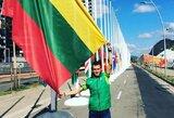"""Olimpietis R.Kančys: """"Rio – tai tik olimpinės svajonės pradžia"""""""