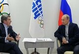IOC apsigalvojo: sprendimas dėl rusų bus priimtas savaitės pabaigoje