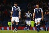 Penki Škotijos futbolininkai, į kuriuos verta atkreipti dėmesį