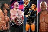 10 daugiausiai uždirbančių WWE imtynininkų: algų pavydėtų daugelis boksininkų ir MMA kovotojų