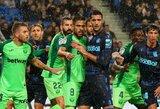 """""""Real Sociedad"""" ir """"Leganes"""" susitikimą baigė lygiosiomis"""