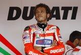 """Oficialu: V.Rossi palieka """"Ducati"""", grįžta į """"Yamaha"""" (PAPILDYTA)"""