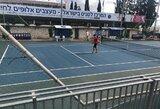 Paskutinį sezono turnyrą M.Vasiliauskas baigė aštuntfinalyje