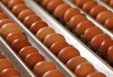 Kuriozas olimpinėje virtuvėje: norvegai netyčia užsisakė 15 tūkst. kiaušinių