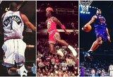 Top 30: kurių NBA krepšininkų šuoliai didžiausi?