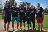 Geriausi Lietuvos studentai paplūdimio tinklininkai pradeda kovas dėl medalių pasaulio universitetų čempionate