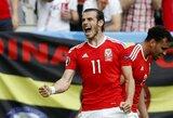 """""""Euro 2016"""" intrigos: ar Velsas perrašys istoriją ir kas iš vokiečių muš įvartį?"""