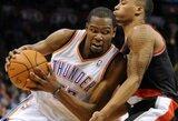 N.Batumas: Durantas šiuo metu yra pats geriausias krepšininkas pasaulyje