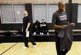 R.Allenas išbandys NBA klubų kantrybę: neskubėsiu priimti sprendimo