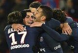 """PSG be jokių problemų sutriuškino """"Metz"""""""