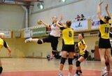 Lietuvos moterų rankinio rinktinė pralaimėjo pirmąsias draugiškas rungtynes Baltarusijoje
