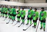 """""""Kaunas Hockey"""" debiuto teks palaukti: atšaukiamas IIHF Kontinentinės taurės turnyras"""