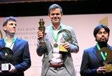 M.Carlsenas metus užbaigė su dar vienu pasaulio čempiono titulu